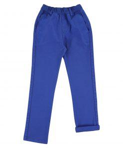 """Jongensbroek """"Matisse"""" - kleur Dazzling Blue"""
